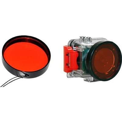 Red Filter for SP1, HD II, NOVA and EDGE X POV Video Cameras