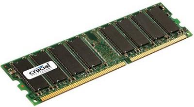 184-Pin PC2700 333Mhz DIMM DDR1 RAM Memory