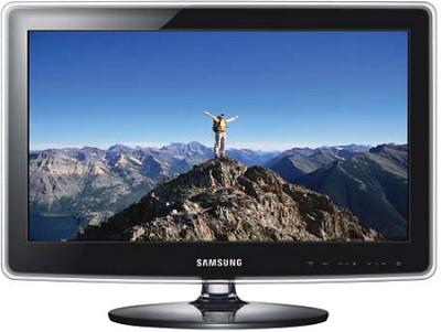 LN19B650 - 19` High-definition LCD TV