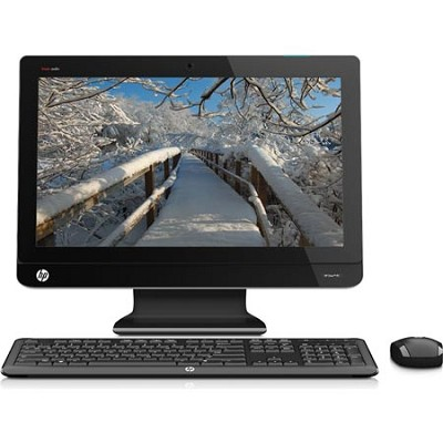 Omni 220-1125 21.5` Full HD All-in-One Desktop PC - Intel Pentium Processor G630