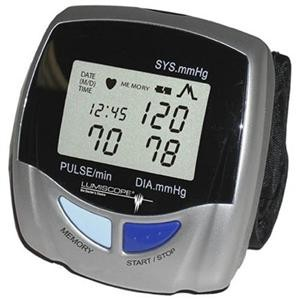 1143 Automatic Wrist Blood Pressure Monitor