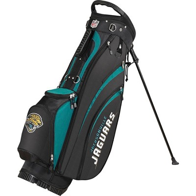 NFL Jacksonville Jaguars Golf Carry Bag
