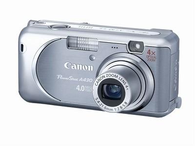 PowerShot A430 Digital Camera