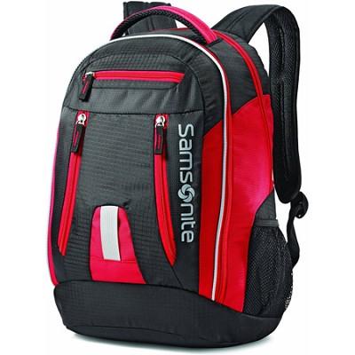 Shera Backpack Black/Red (56004-1073)