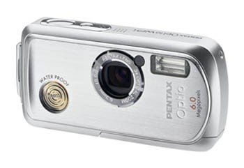 Optio WPi Waterproof 6MP Digital Camera