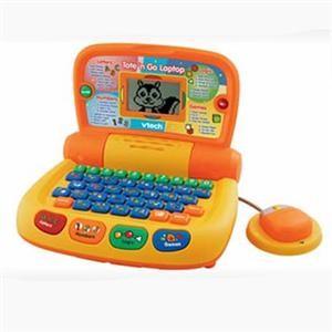 Tote & Go Laptop , Orange and yellow ( 2010 Model )