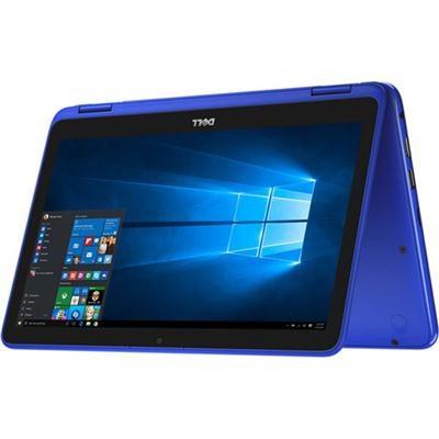 Inspiron i3179 11.6` HD 2-IN-1 Laptop, 7th Gen Intel m3-7Y30, 4GBRAM,(OPEN BOX)