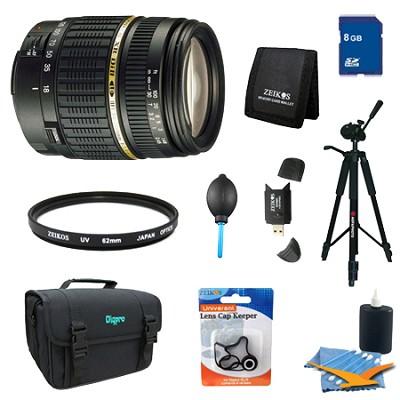 18-200mm F/3.5-6.3 AF DI-II LD (IF) Lens Pro Kit For Nikon AF