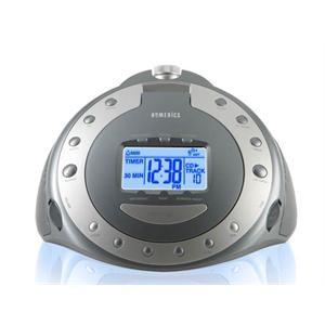 Sound Spa Platinum Relaxation Machine with Atomic Clock, Radio and CD Player
