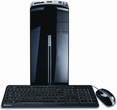 DX4840-15 Desktop (Black)