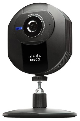 Wireless-N Internet Home Monitoring Camera