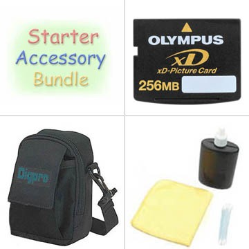 Starter Accessory Kit for Stylus Verve and Verve S