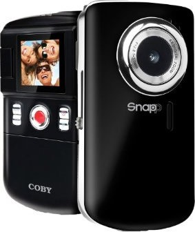 Digital Camcorder/Camera with 1.3MP, 4 x Digital Zoom, 1.44` TFT LCD Display