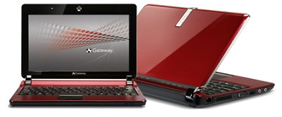 LT2030U 10.1 1GB/250/WIN 7/6 CELL/RED