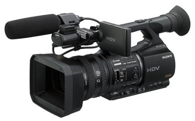 HVR-Z5U HDV High Definition Handheld Camcorder