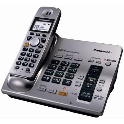 KX-TG6071M 5.8 GHz Cordless Telephone w/Digital Answering machine