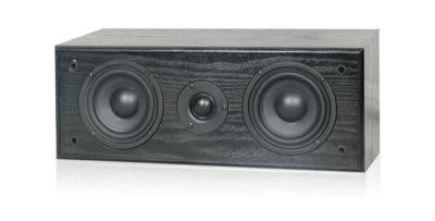 SP2C 6'' Book Shelf Center Speaker BLACK