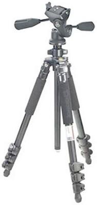 Classic 4-Section Aluminum Tripod w/ Flip Leg Locks & MH5011SB Panhead