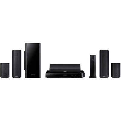HT-H6500W - 1000 Watt 5.1ch Smart Home Theater System Blu-ray, Bluetooth, WiFi