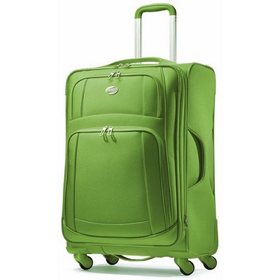 iLite Supreme 29` Inch Spinner Suitcase - Foliage Green
