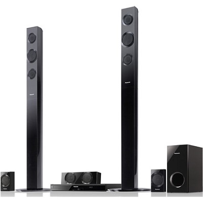 SC-BTT195 Home Theater System w/ Tall-boy Speakers