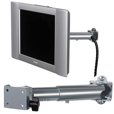 Swing Arm Wall Mount for Select 13` / 15` LCD Tv's