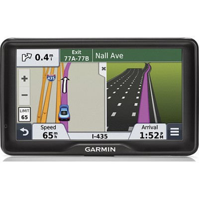 nuvi 2797LMT 7` Bluetooth GPS Navigation System with Lifetime Maps and Traffic