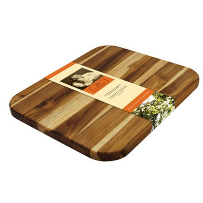 Batali Edge Grain Teak Utility Board, Medium - M-02