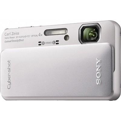 Cyber-shot DSC-TX10 Silver Digital Camera - OPEN BOX