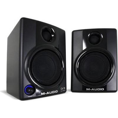 Studiophile AV 30 MkII Powered Monitor Speakers