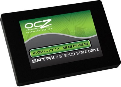 250 GB Agility Series SATA II 2.5 Inch Solid State Drive (SSD) OCZSSD2-1AGT250G
