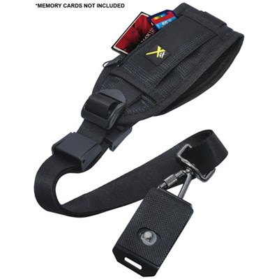 Quick Release Light Weight Camera Shoulder Strap (Black) XTSSS