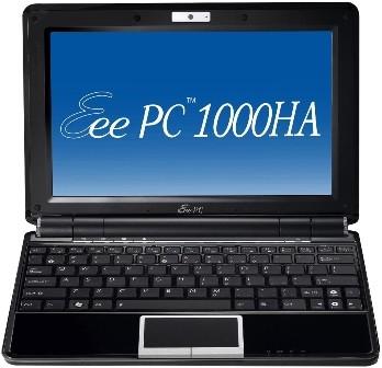 EPC1000HA-BLK026X Eee PC 1000HA (Windows XP operating system) **open box**
