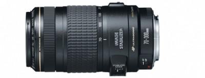 EF 70-300mm F/4-5.6 IS USM Lens, (Imported)