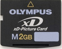 2 GB Type M xD-Picture Card