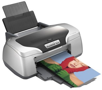 Stylus Photo R800 Color Inkjet Printer