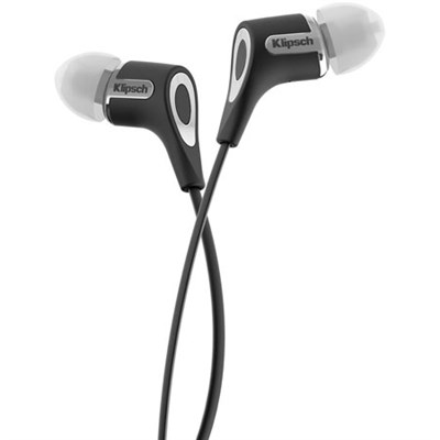 R6 In-Ear Headphone (Black) - 1060395 - Manufacturer Refurbished