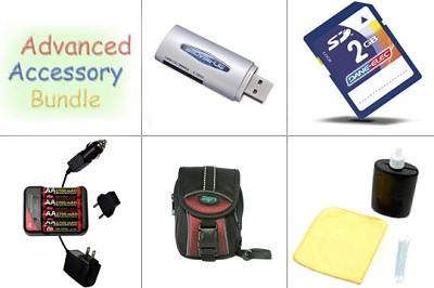 Bargain Accessory Kit for Kodak Z885 / Z1275 / Z1285