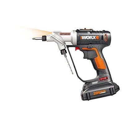 WX 20V SWTCHDRVR 2Chck Drill