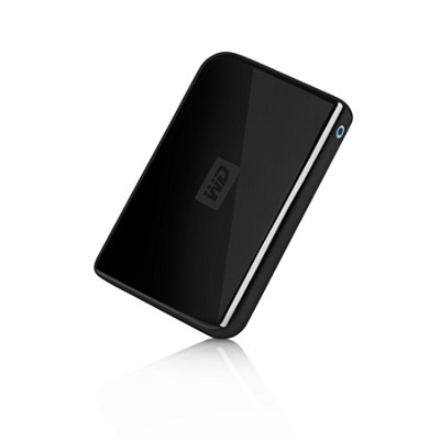 Passport Portable 250GB USB 2.0 External Hard Drive  {WDXMS2500TN }