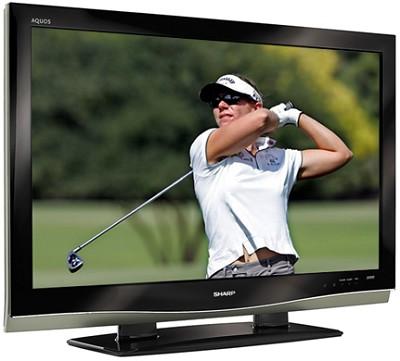 LC-52D62U - AQUOS 52` High-definition 1080p LCD TV