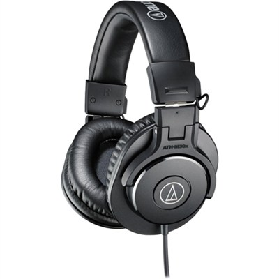 ATH-M30 Professional Studio Monitor Closed-back Dynamic Headphones