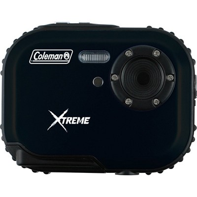 Mini Xtreme 5.0 MP Digital Video / Still Camera Anti-Shake & Waterproof (Black)