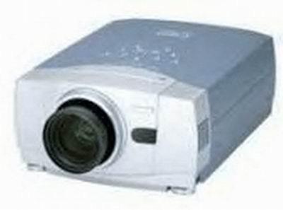 LV-7545 Multimedia Projector Wide Zoom Configuration
