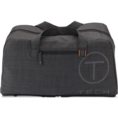 T-Tech Packable Duffel, Charcoal