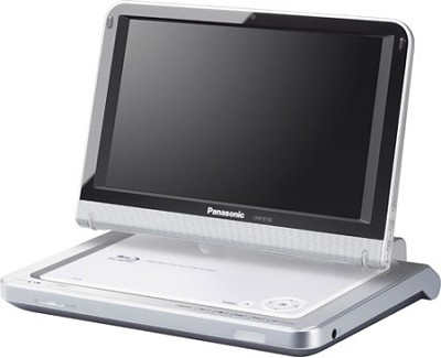 DMP-B100 8.9-Inch Screen Portable Blu-Ray Disc Player