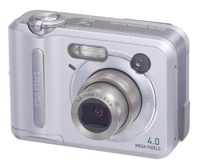 QV-R40 Digital Camera