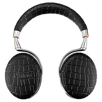 Zik 3 Wireless Noise Cancelling Touch Control Bluetooth Headphones (Black Croc)