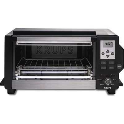 6-Slice Stainless Steel Convection Toaster Oven