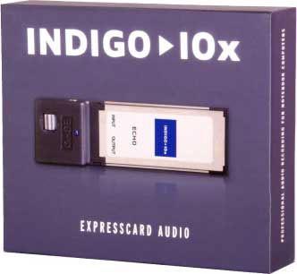 Indigo IOx ExpressCard for Notebook Computers